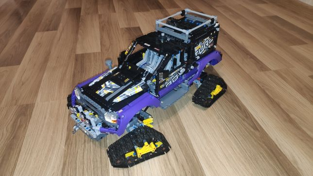 Джип LEGO Technic Экстремальное прохождение 42069
