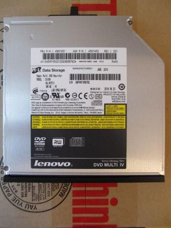 Nagrywarka DVD+/-RW DL SLIM 9,5mm Do Laptopa IBM/Lenovo ThinkPad Nowa