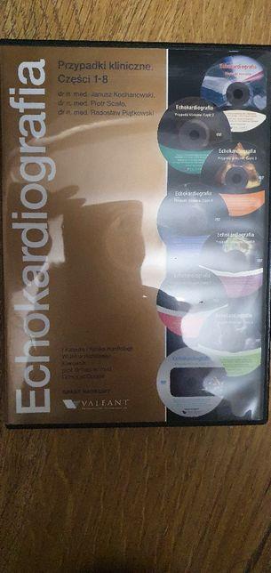 Echokardiografia 8 DVD