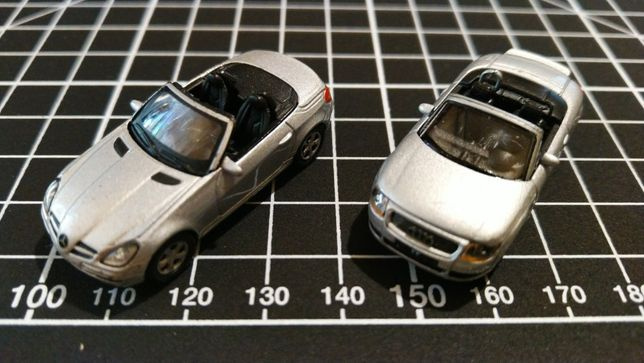 Модели авто Welly 1:87