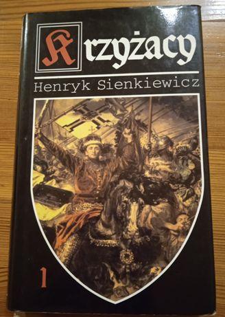 Książka Henryk Sienkiewicz - Krzyżacy tom 1 i 2