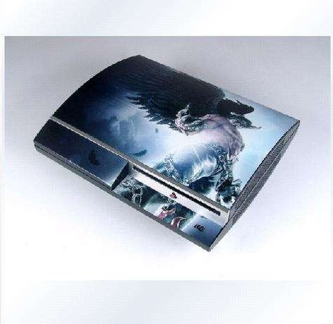 Personaliza a tua PS3 - Skin do Tekken 6 modelos FAT