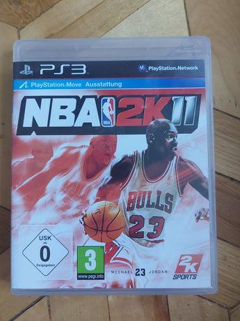 NBA 2K2011 na ps3
