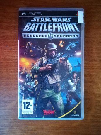 Jogo PSP - Star Wars Battlefront Renegade Squadron