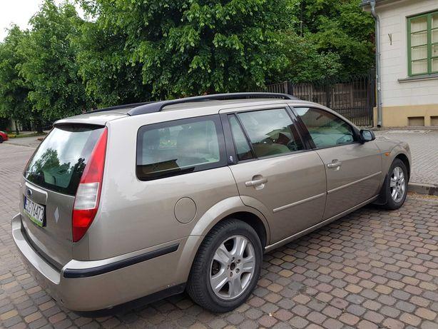 ford mondeo 2,0 gaz