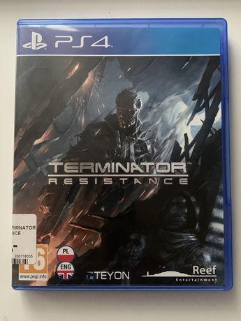 PS4 Terminator Resistance Stan Idealny