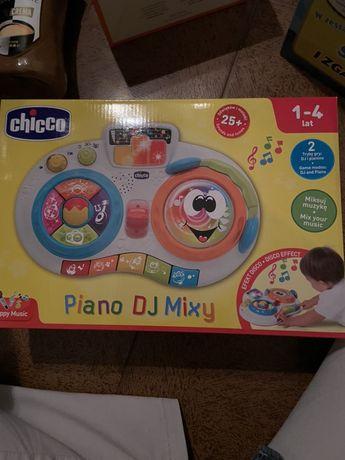 Chicco Piano DJ Mixy/ pianino