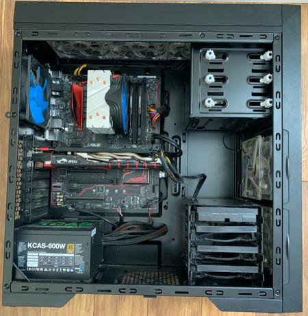 Системный блок (i5 + 8GB + GTX960 4GB ) + периферия в подарок