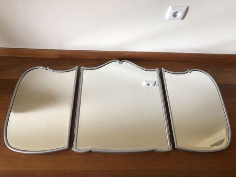 Conjunto de 3 espelhos