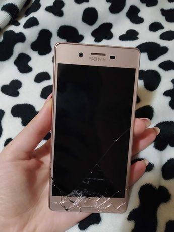 Sony Xperia X Dual F5122 рабочий Rose Gold БУ