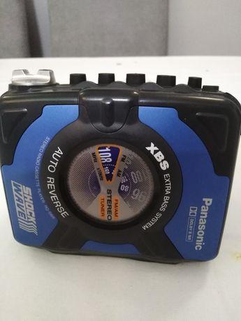 Sprzedam walkman panasonic shockwave RQ sw6 radio i auto reverse