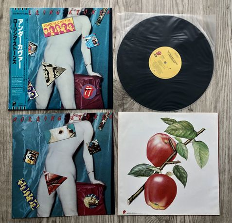 Винил The Rolling Stones – Undercover (Japan OBI)