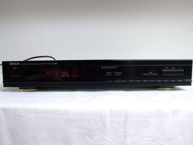 Tuner AM/FM Denon TU 206 - ładny