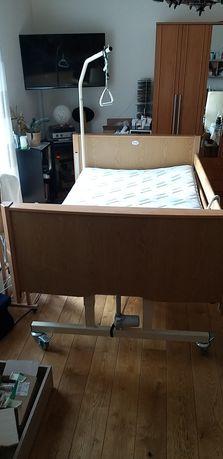 Łóżko rehabilitacyjne Reha Bed BarLux 120x200