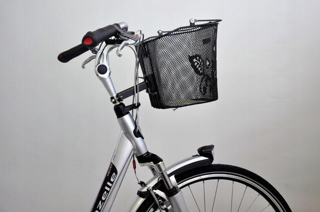 Koszyk rowerowy Basil Basimply EC Flower - z uchwytem