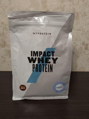 Протеин MyProtein Impact whey protein 1кг