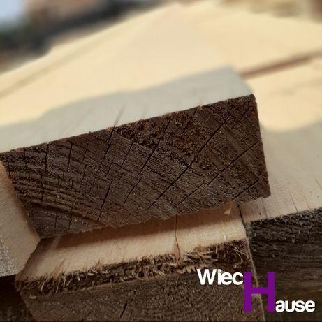 Drewno Budowlane Deski Więźba Dachowa Łaty