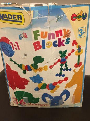 Klocki wader Fanny Blocks