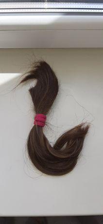 Волосы натуральные детские