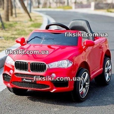Детский электромобиль 3180 красный, Дитячий електромобiль