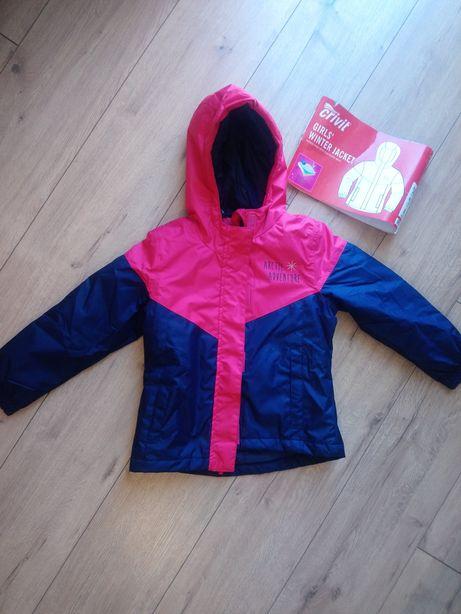 Куртка Crivit нова на дівчинку 4-6 років