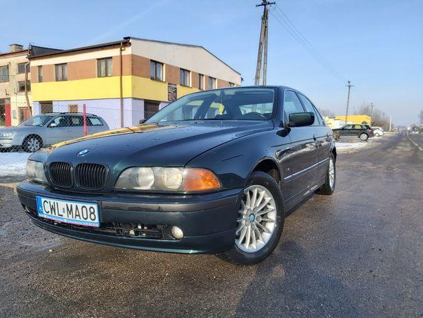 BMW E39  2000r 2.0 170 km 2x vanos