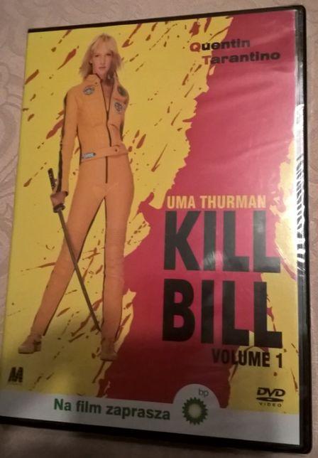 DVD Kill Bill 1 Uma Thurmann - nowa płyta