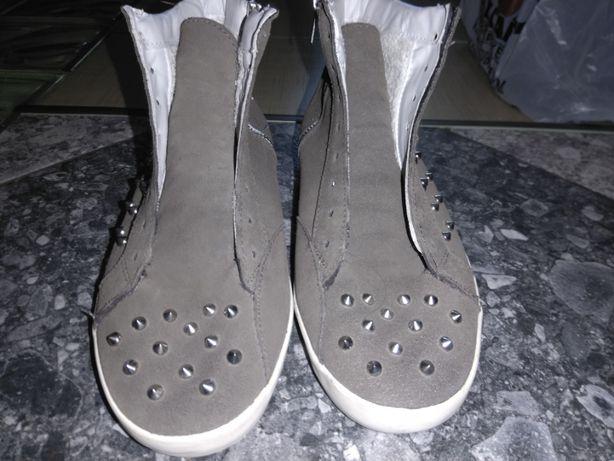 Steve Madden Sneakersy z ćwiekami rozm 38,5