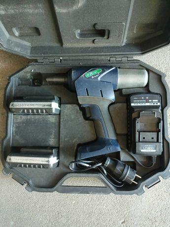 Nitownica akumulatorowa  komplet