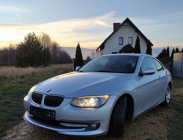BMW E92 330D 245KM
