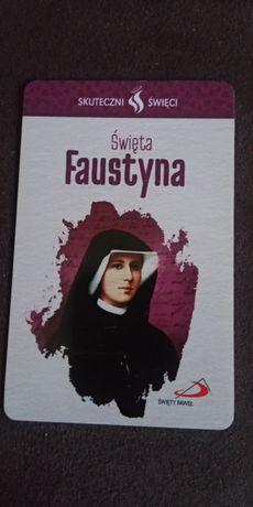 Obrazki Jezus i Faustyna