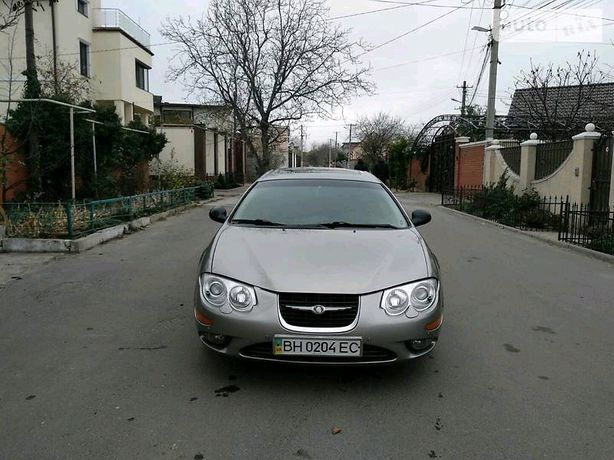 Авто Chrysler 300m