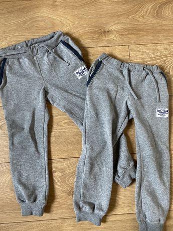 Spodnie dresowe r 104 dla blizniakow