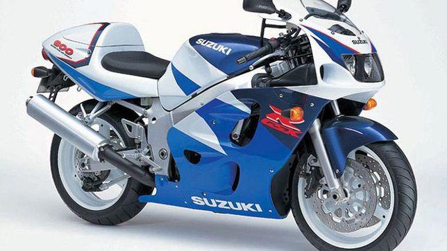 peças suzuki gsx-r 600 de 1999