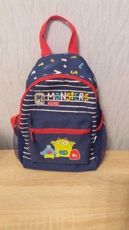 Рюкзак дошкольный KITE для мальчика