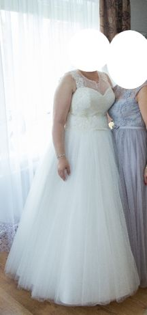 Suknia Ślubna rozmiar 50