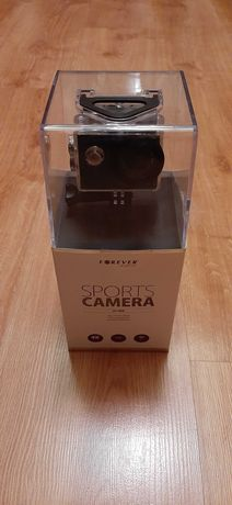 Kamera sortowa Forever SC-400 4K WiFi + zestaw STICKERÓW 3M