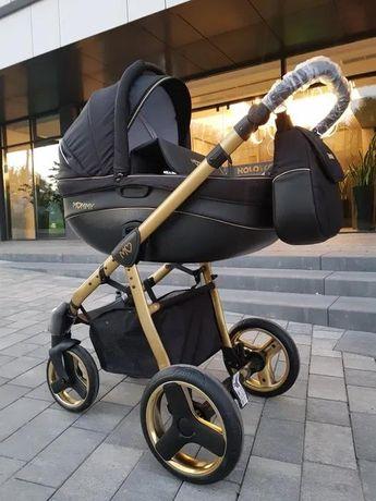 Дитяча коляска трансформер 2в1 BabyActive Mommy Gold Magic