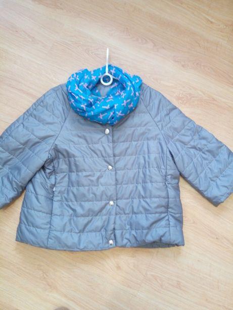 modny płaszczyk lekki XL