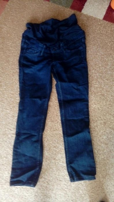 Spodnie ciążowe H&M rozm.36-38 Łańcut - image 1