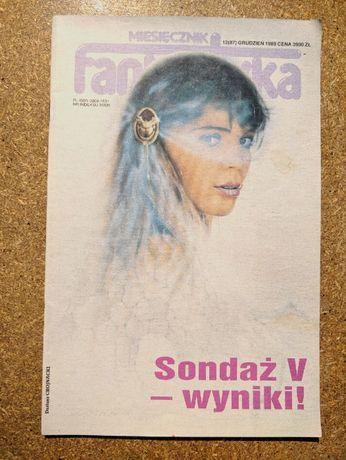 Fantastyka 1989 (5 zł za numer)