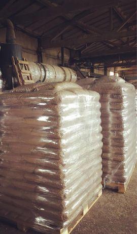 Пелеты оптом от производителя цена 2850 грн чистая сосна