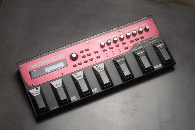 Roland / BOSS RC-50 (3 scieżkowy looper)
