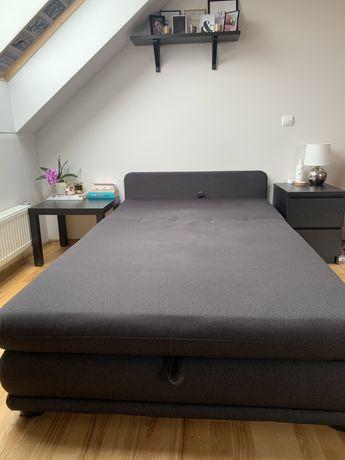 Łóżko ze skrzynia