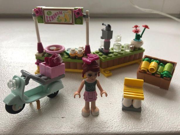 Lego Friends Stoisko Mii z napojami 41027
