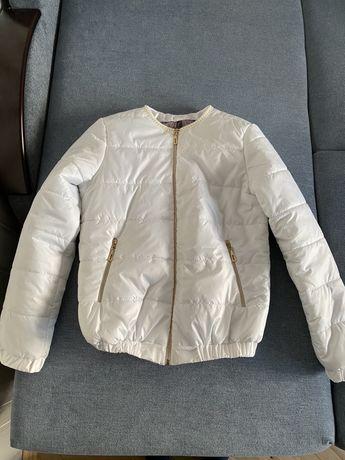 Нова куртка з перлинами