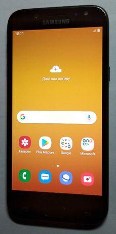 Samsung Galaxy j5 j530FM 2017 + чехол + стекло