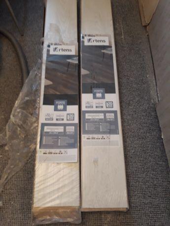 Panele podłogowe + podkład pod panele