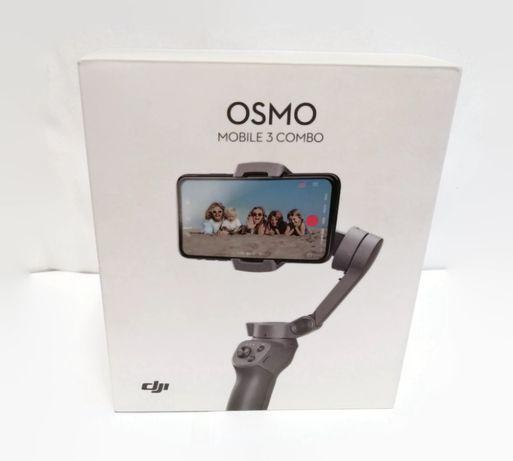 Stabilizator obrazu DJI Osmo Mobile 3 Combo komplet
