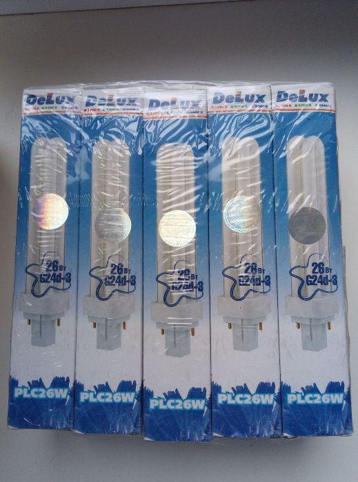 Продам лампочки Delux PLC26W Киев - изображение 1